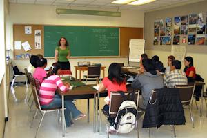 языковые курсы в Канаде для школьников